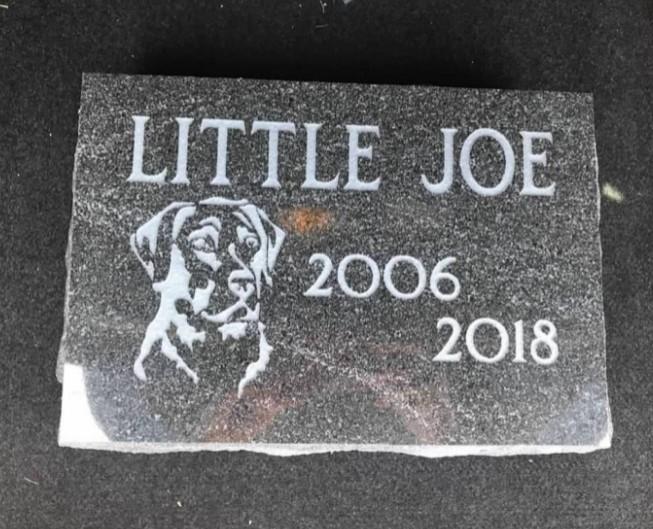 Little Joe Pet Memorial