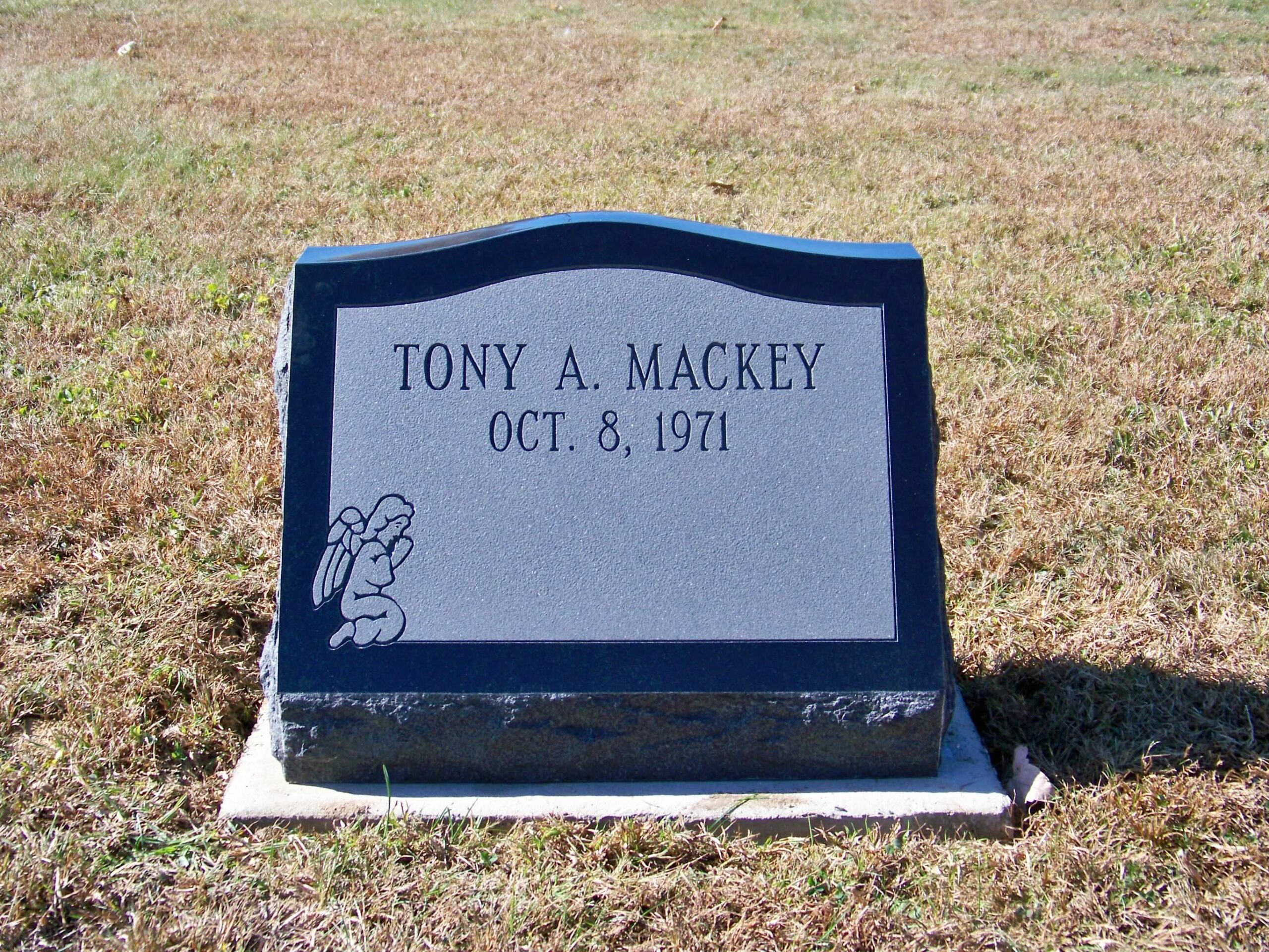 Mackey, Tony A.