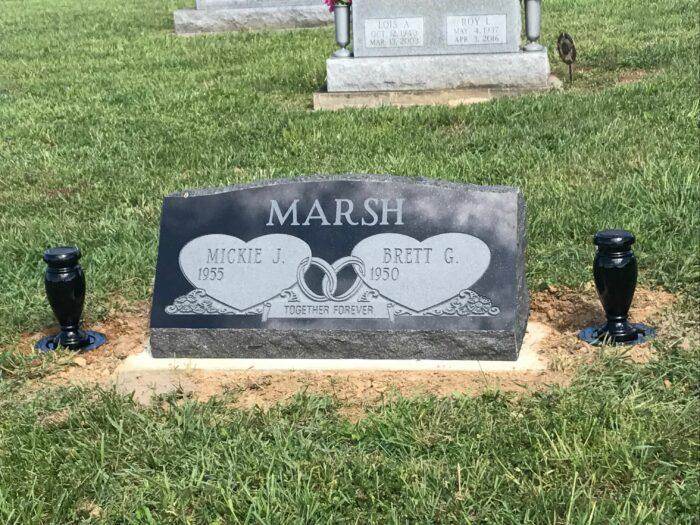 Marsh, Brett