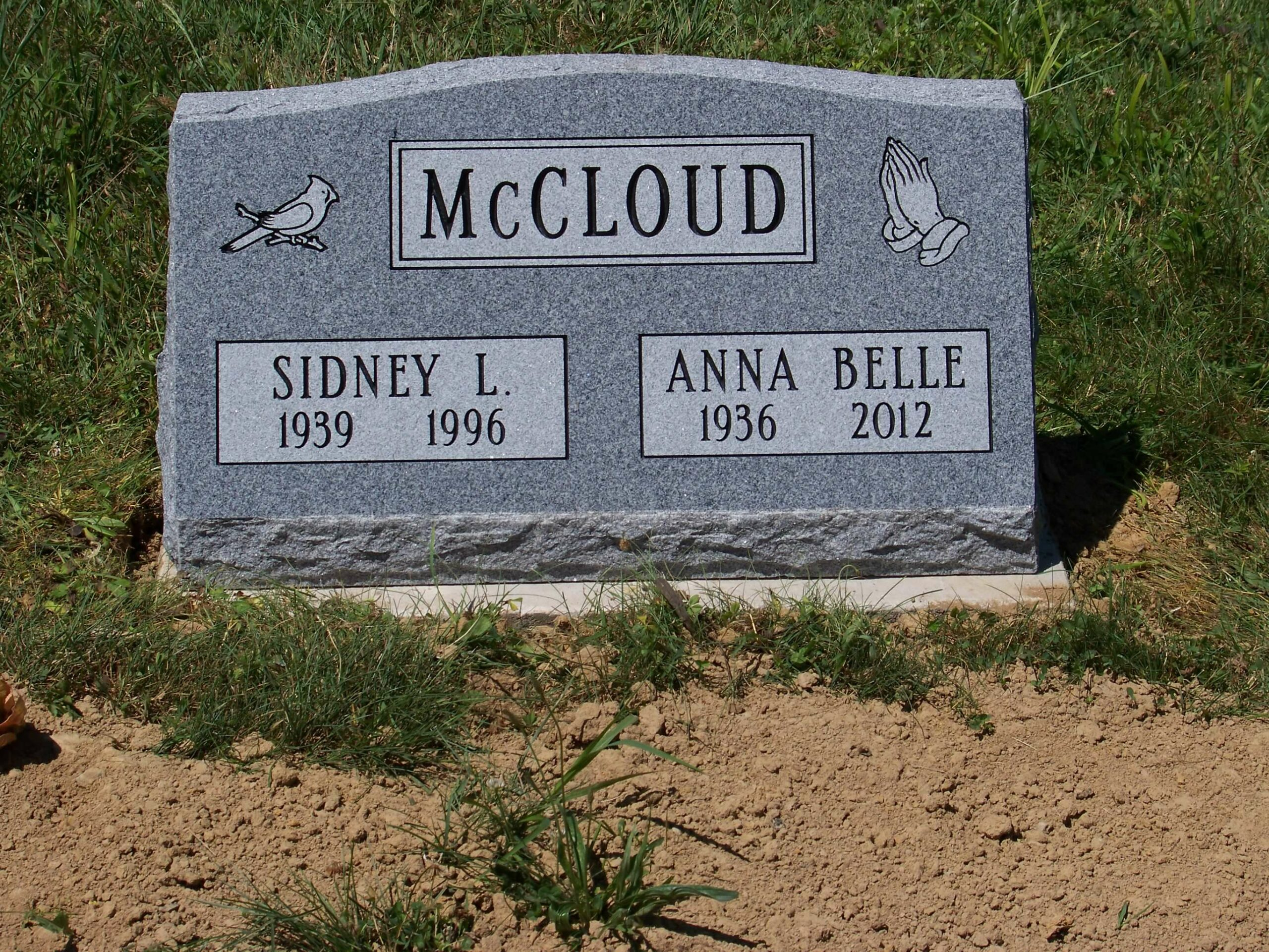 McCloud, Sidney L.