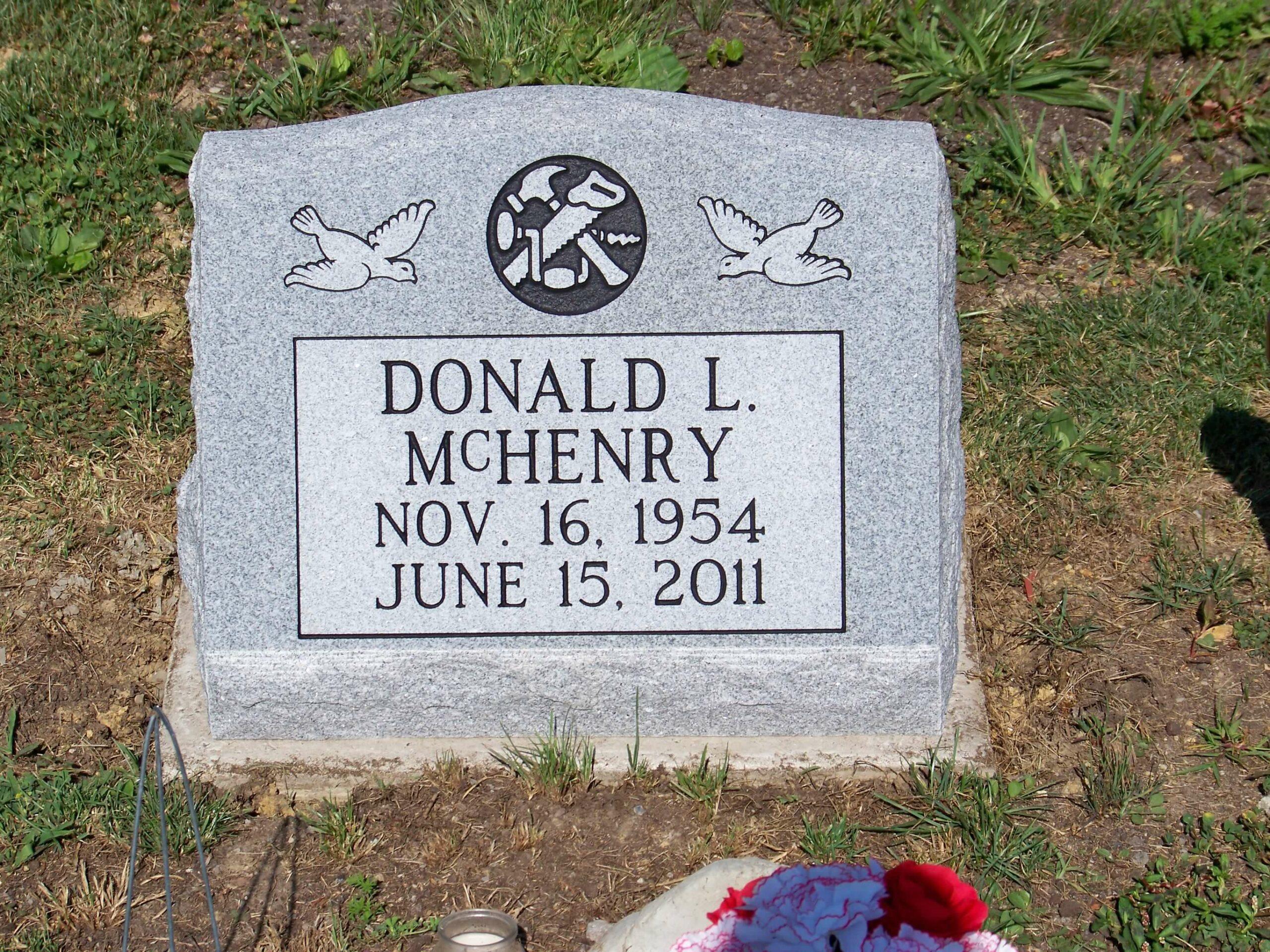 McHenry, Donald L.