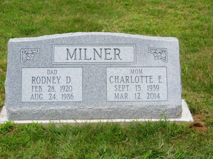 Milner, Rodney