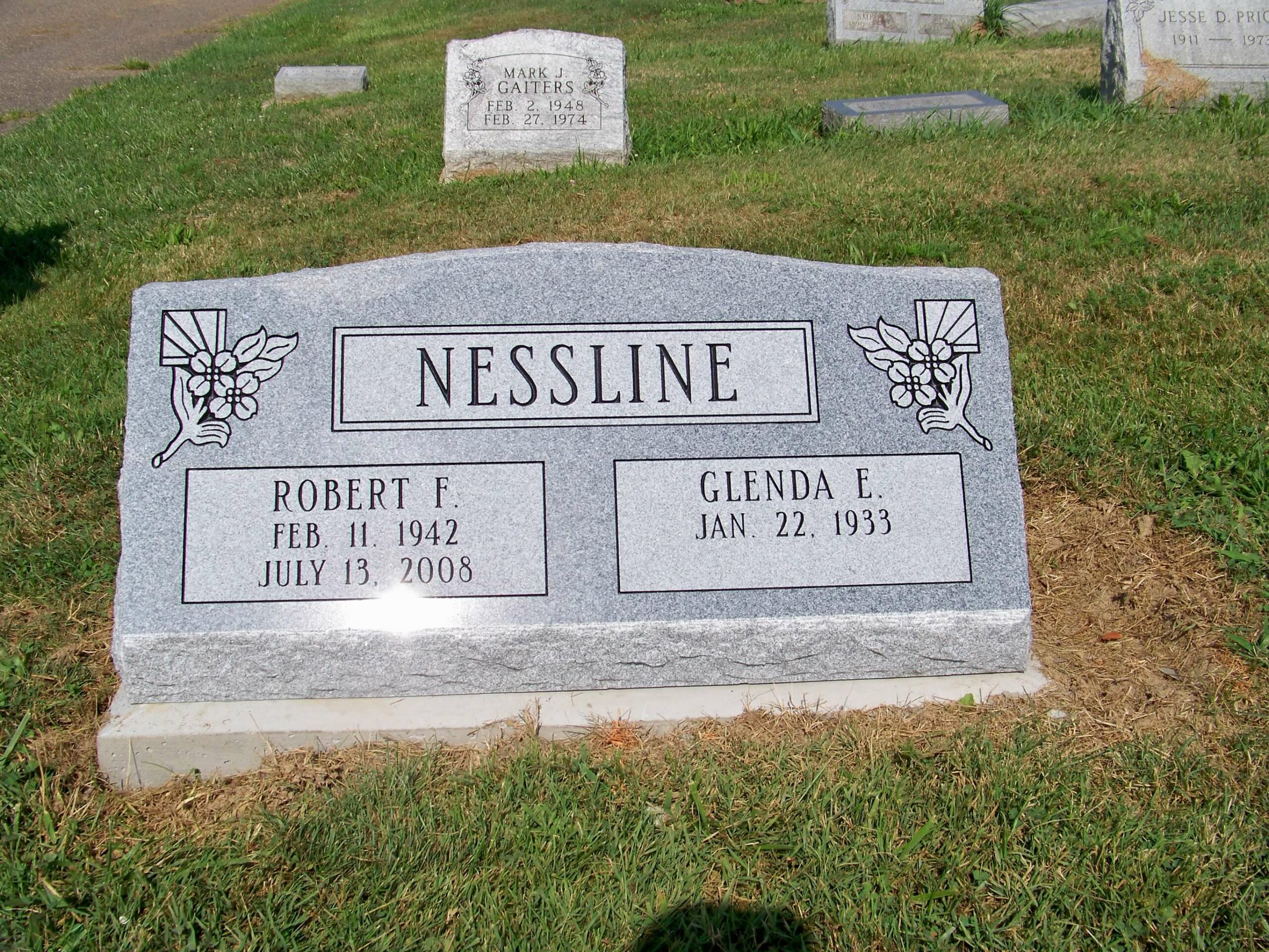 Nessline, Robert F.