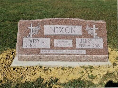 Nixon, Jerry