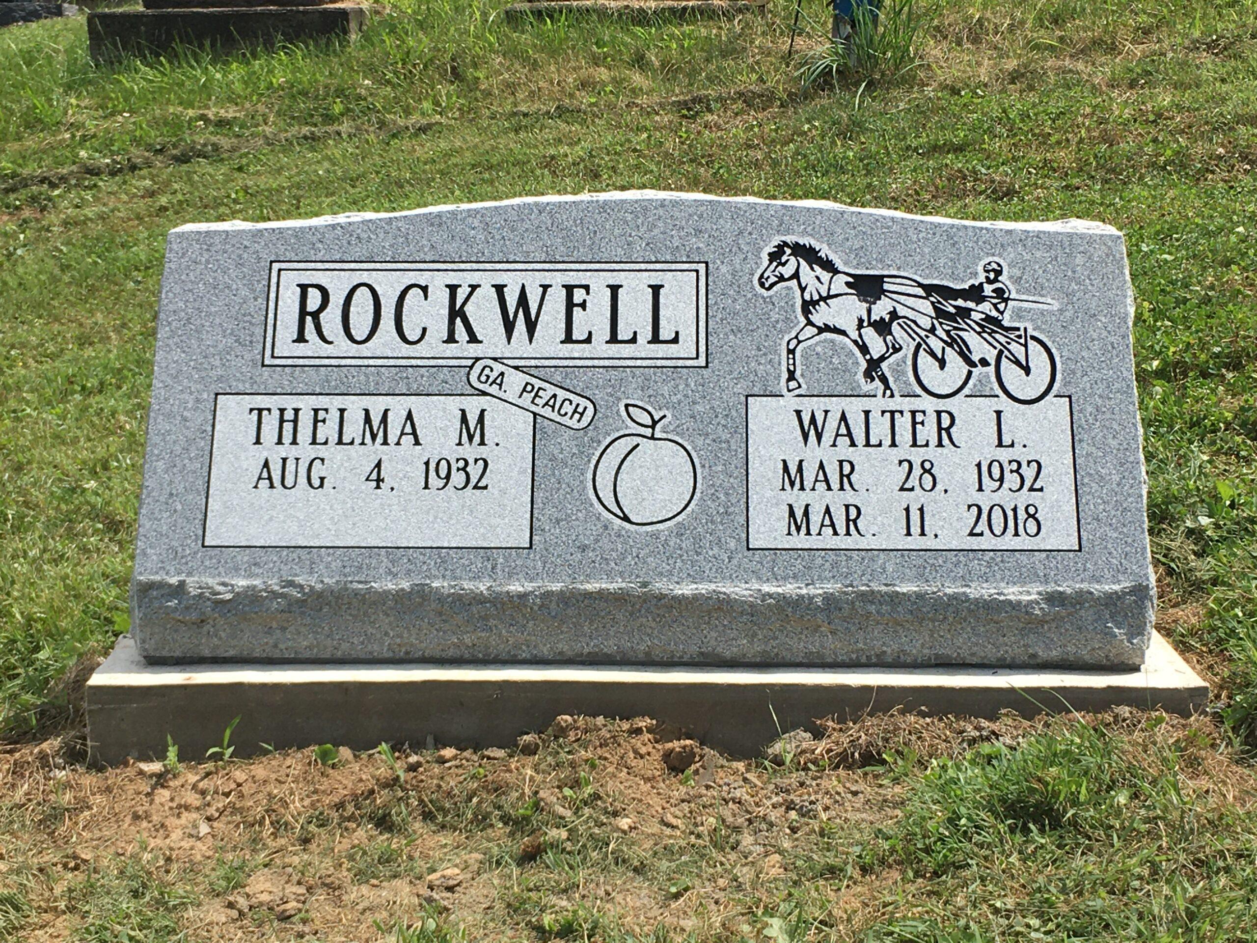 Rockwell, Thelma