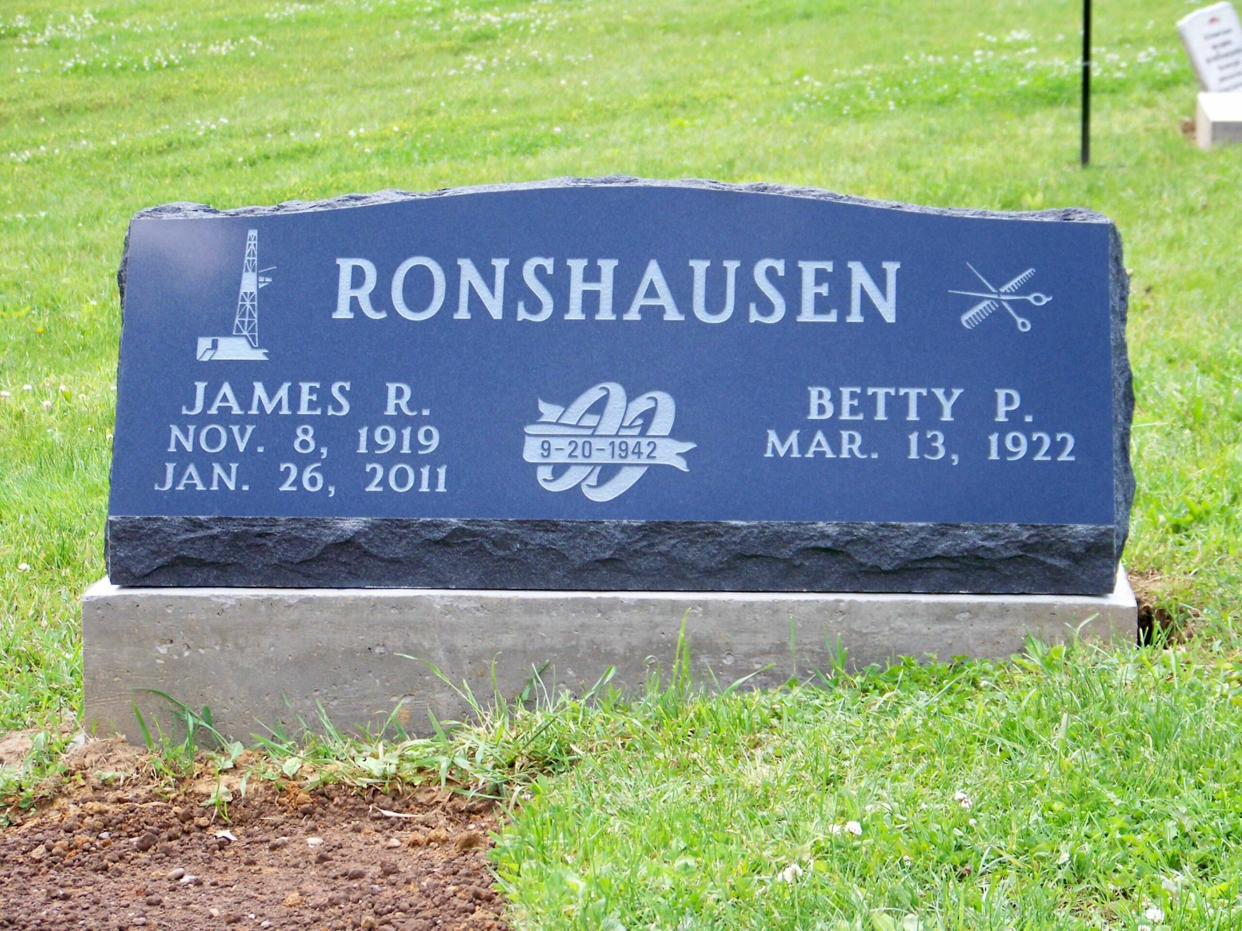 Ronshausen, James R.
