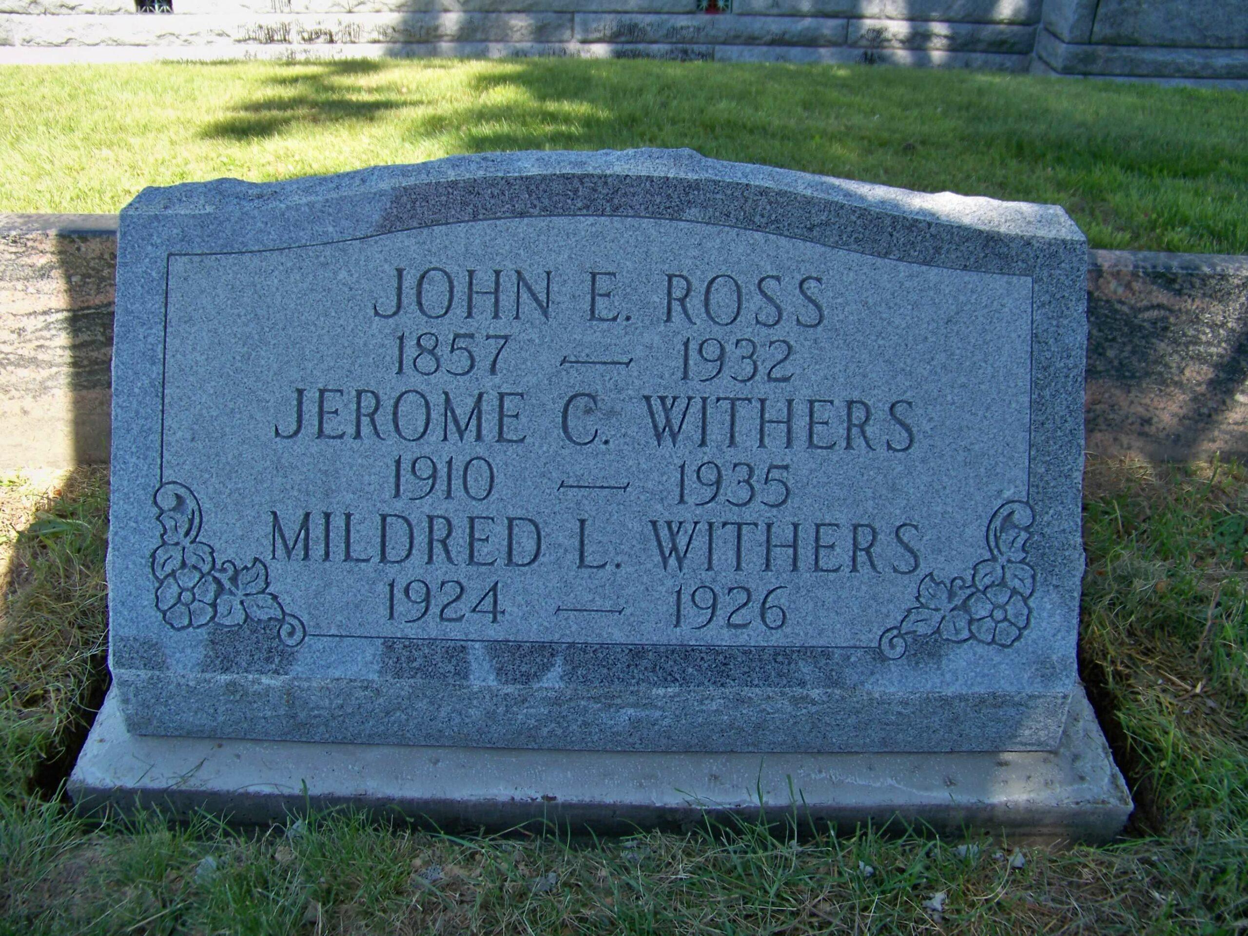Ross, John