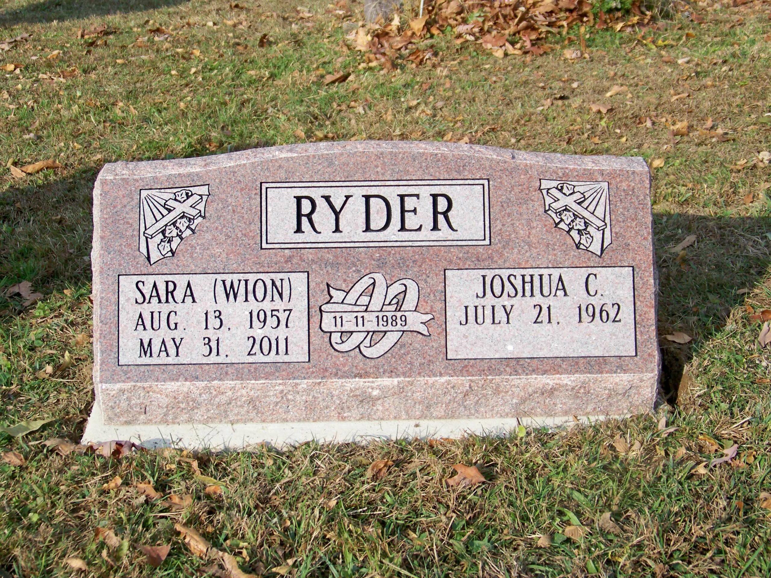 Ryder, Sara
