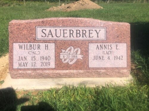 Sauerbrey, Wilbur