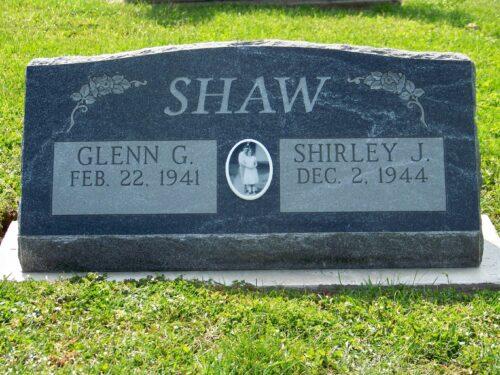 Shaw, Glenn G.