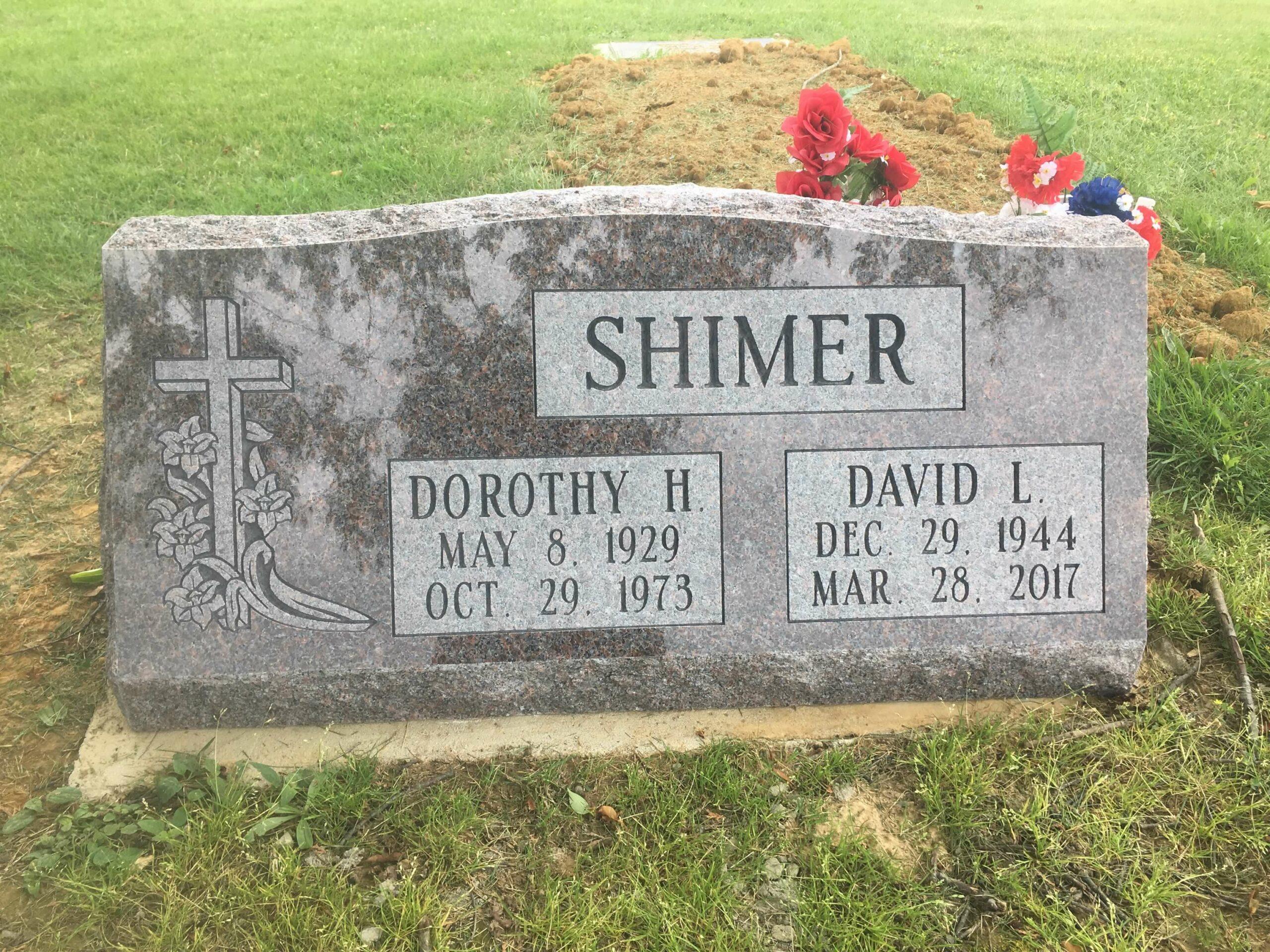 Shimer, David L.