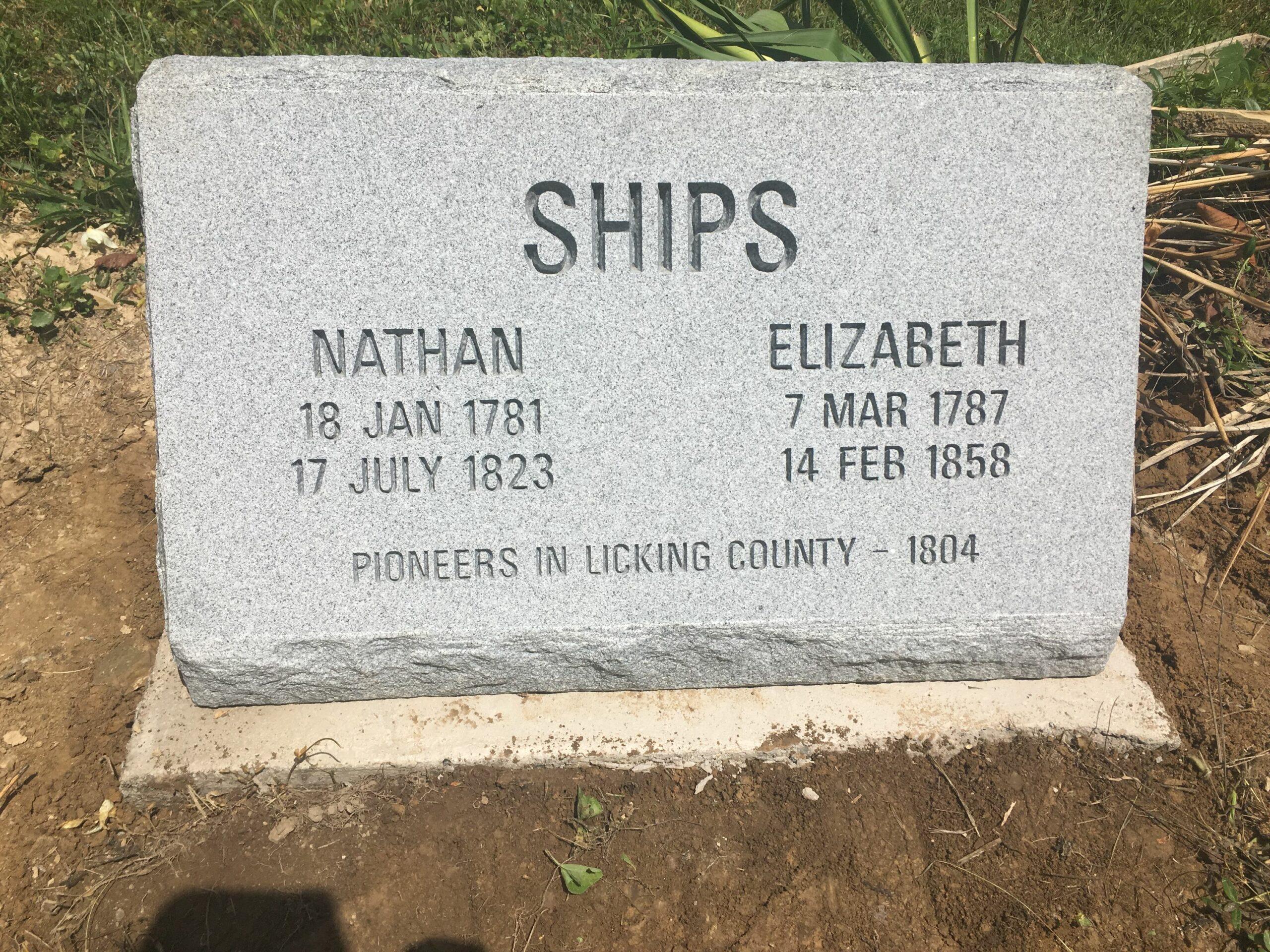 Ships, Nathan