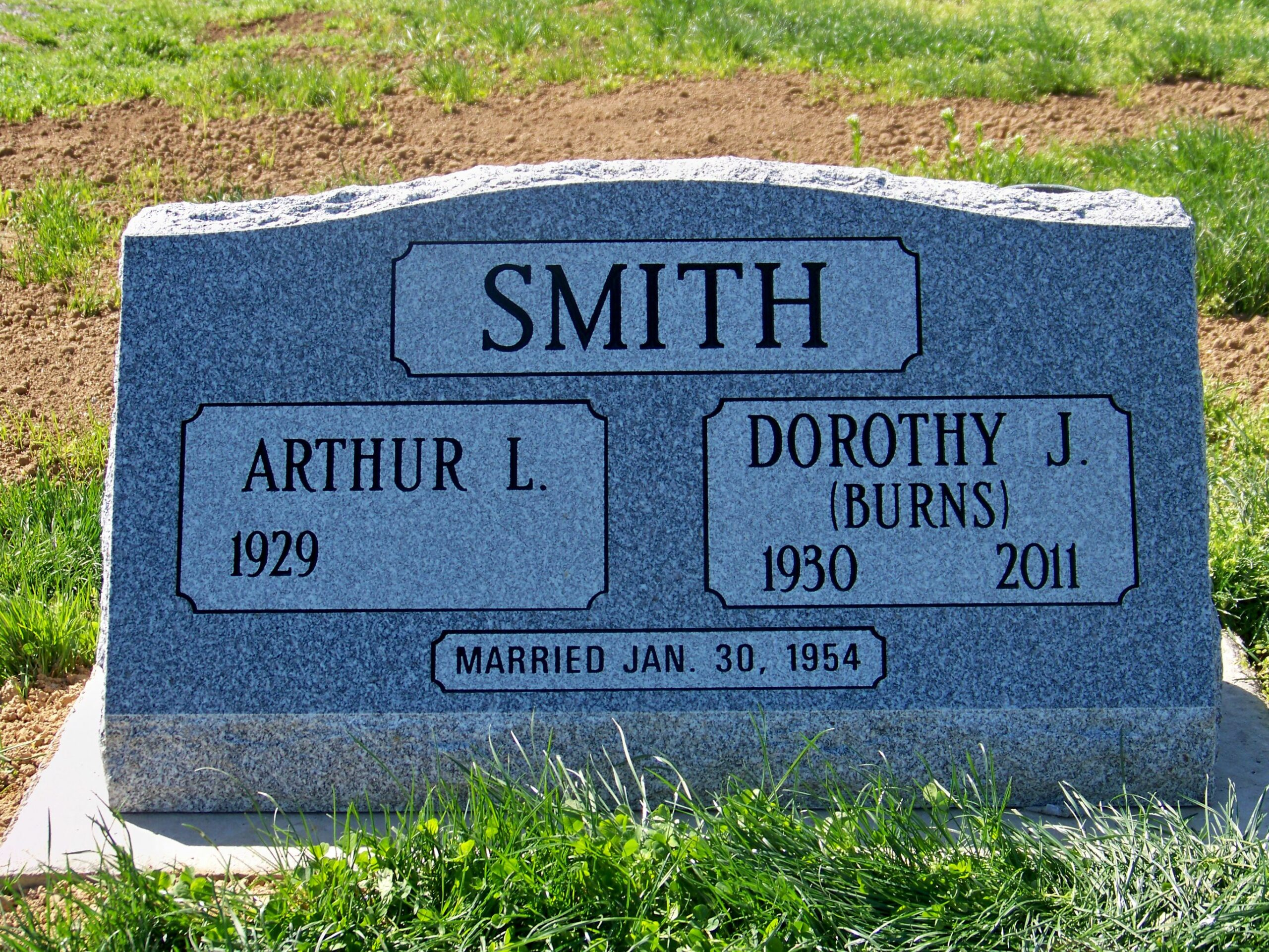 Smith, Arthur L.