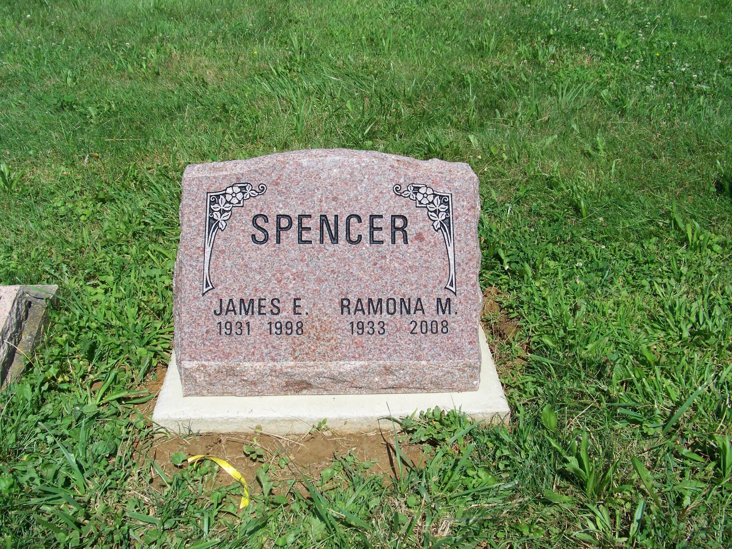 Spencer, James E.