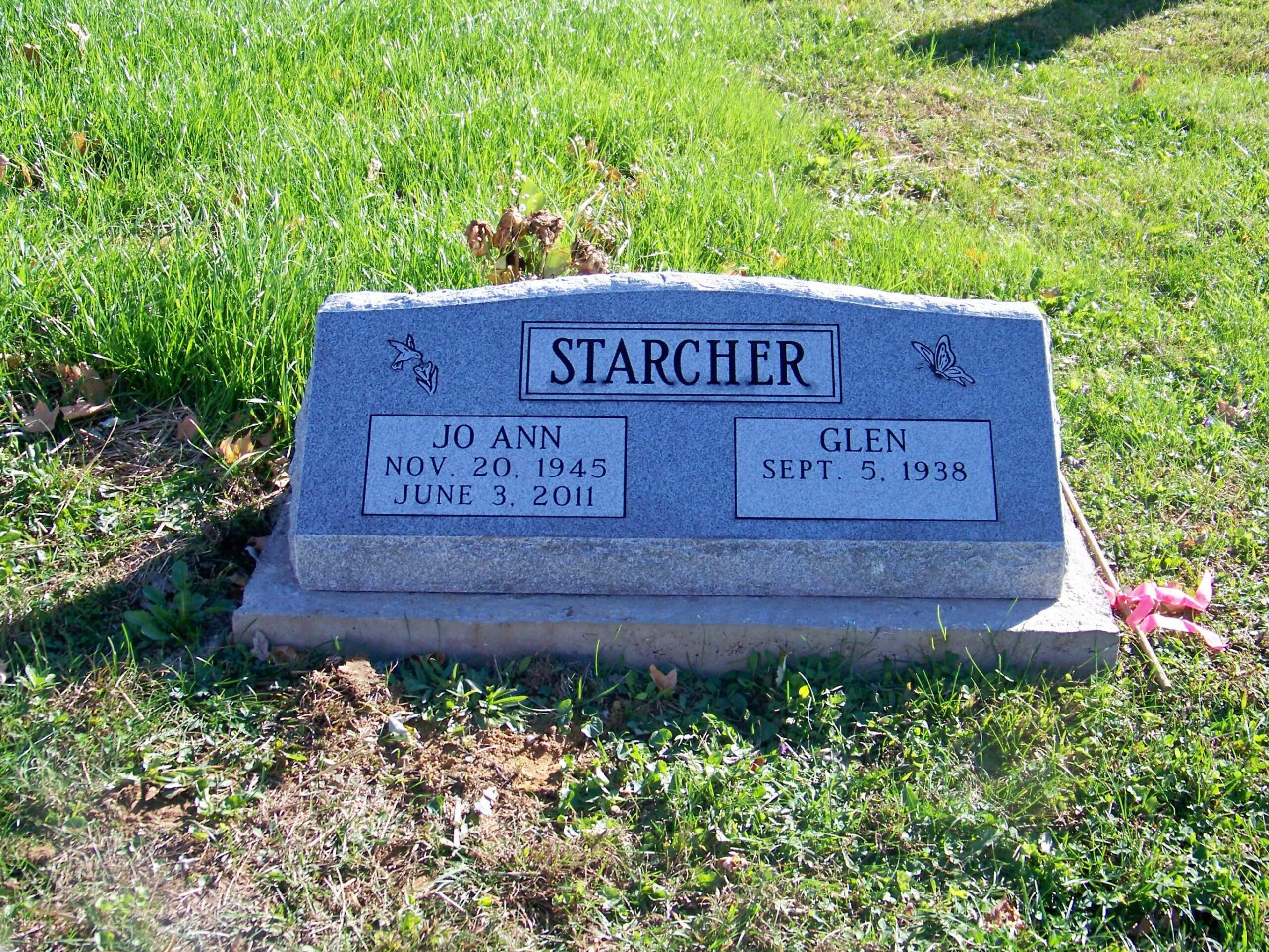 Starcher, Jo Ann