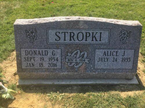 Stropki, Donald