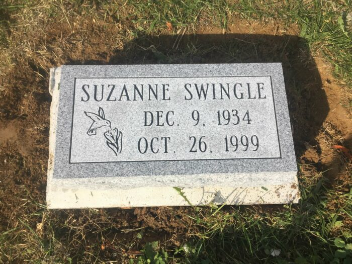 Swingle, Suzanne - Woodlawn, 1-4, Gray