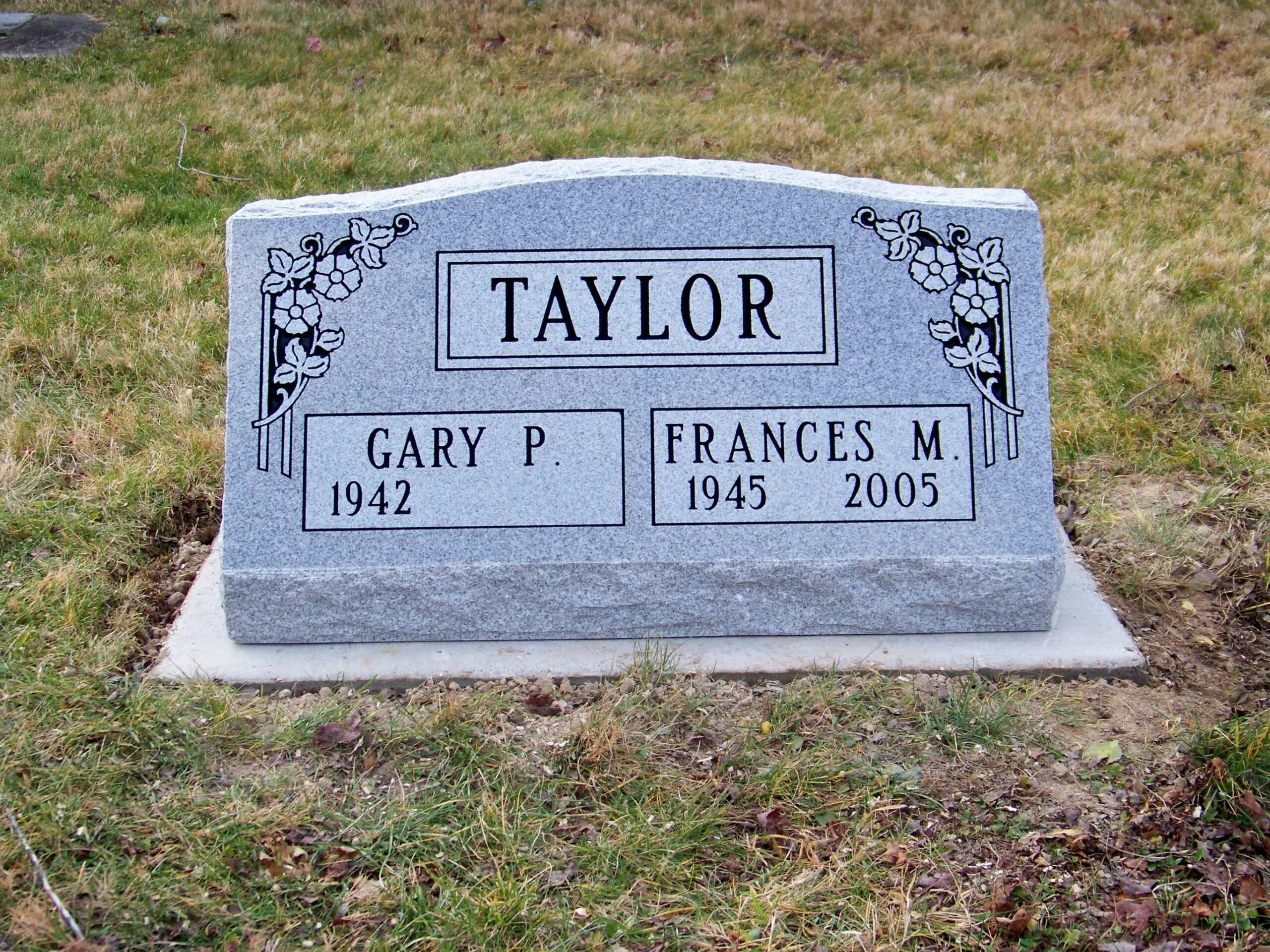 Taylor, Gary