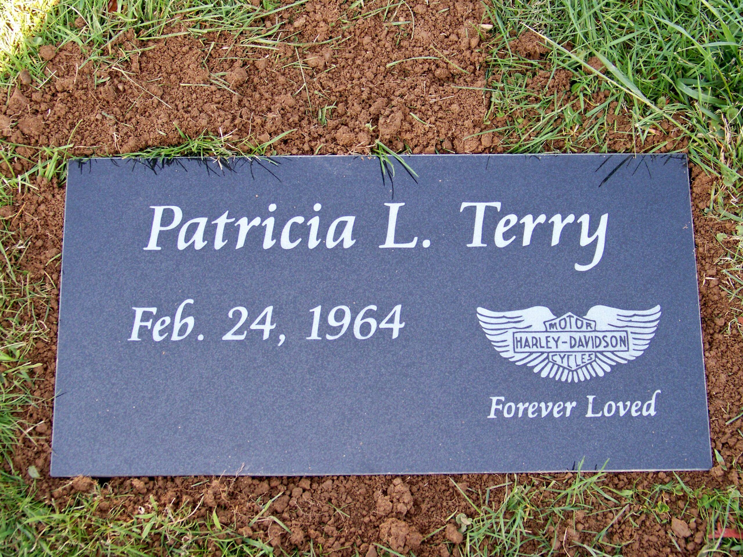 Terry, Patricia L.