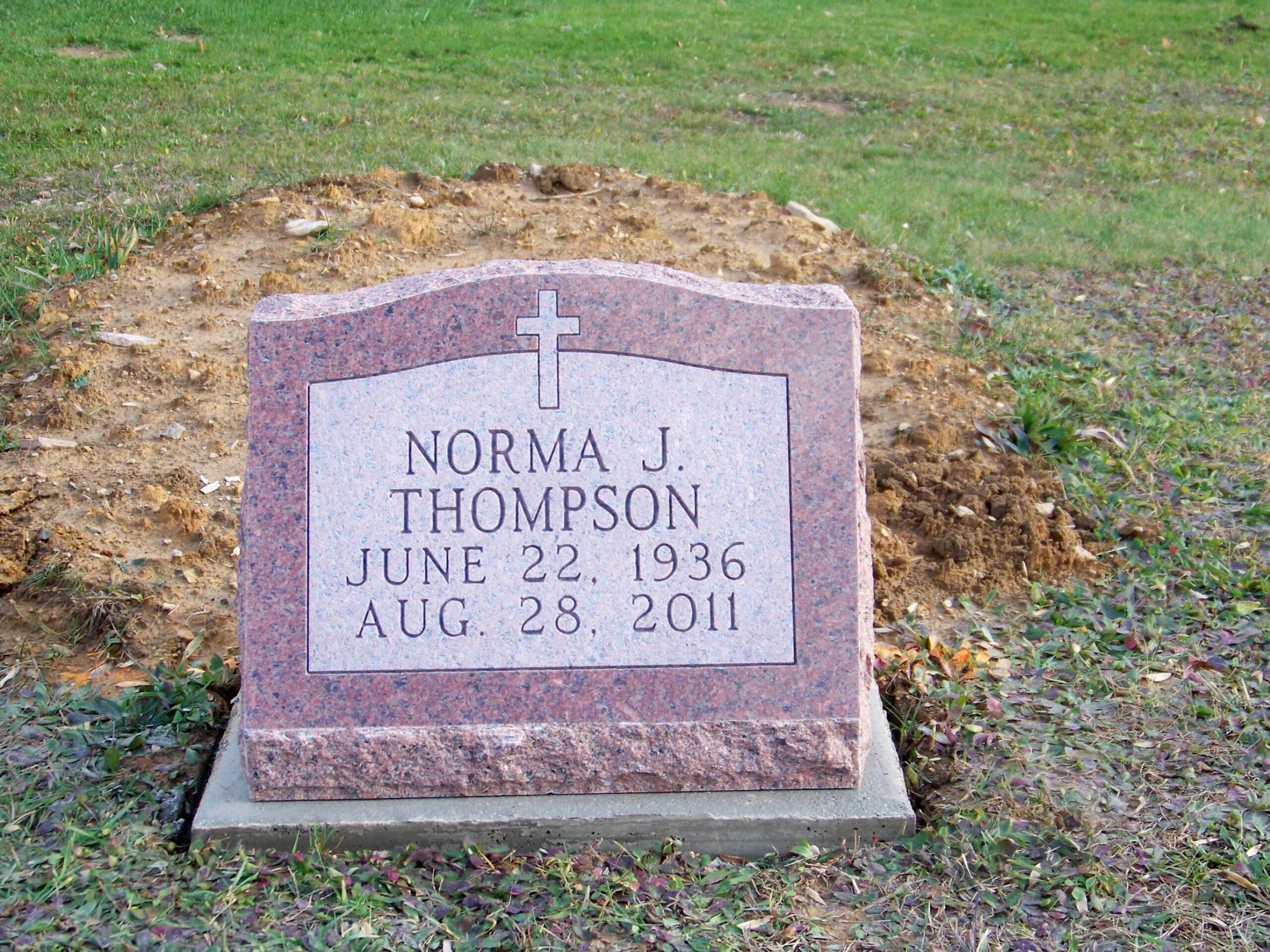 Thompson, Norma J.