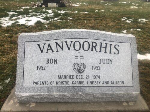 VanVoorhis, Ron