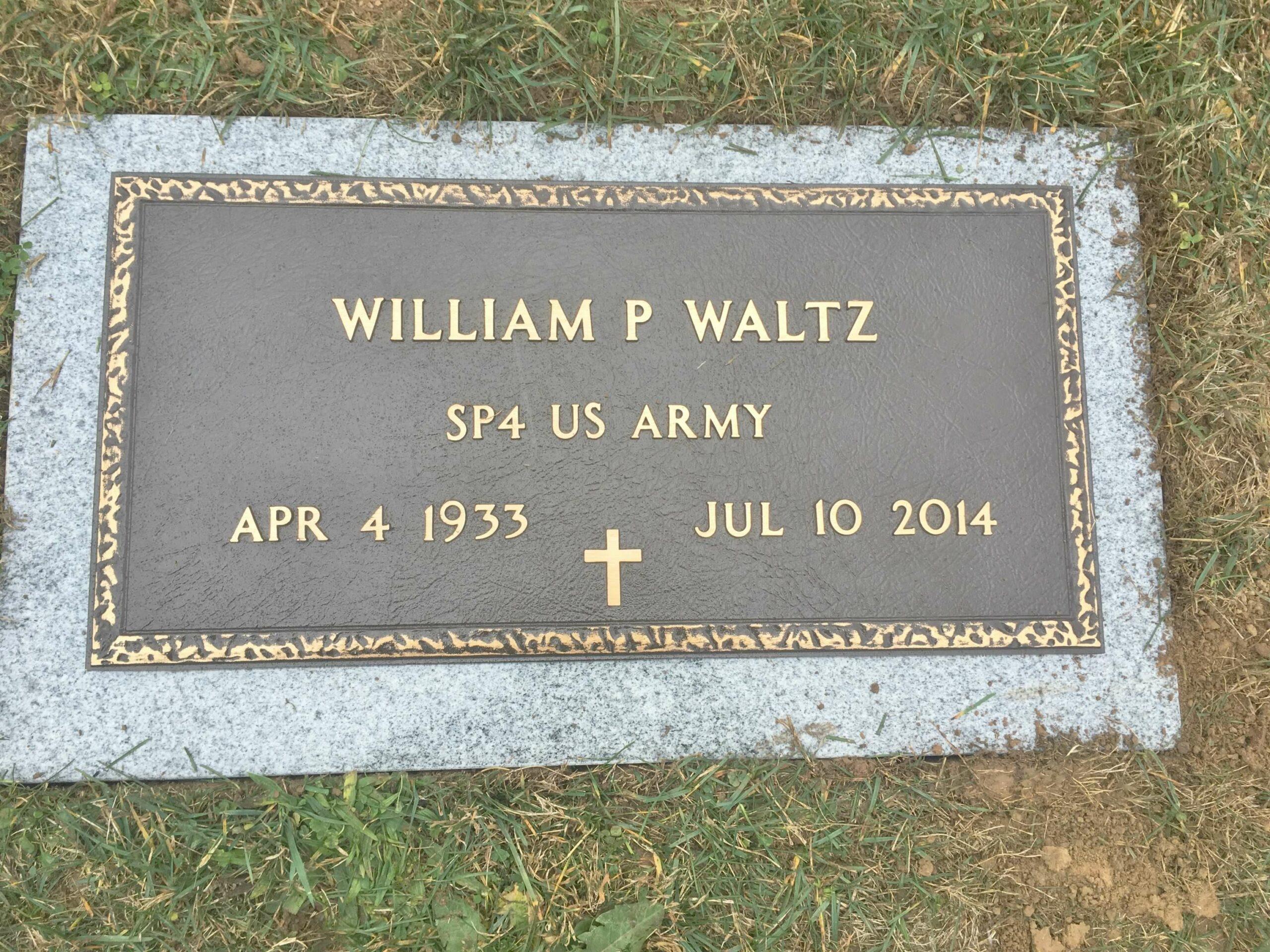 Waltz, William - Pleasant Hill, 2-0