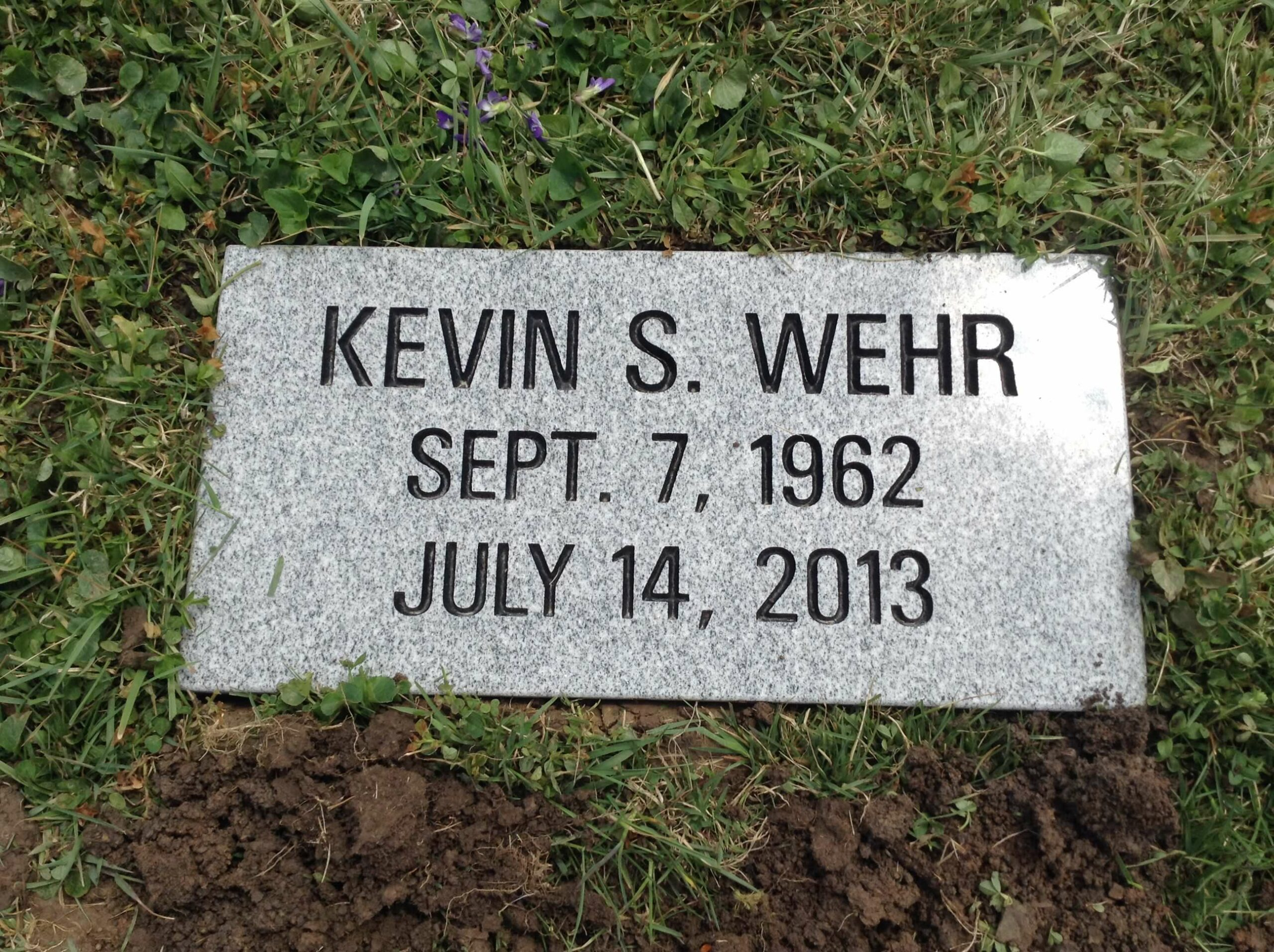 Wehr, Kevin - Greenlawn, Quaker City