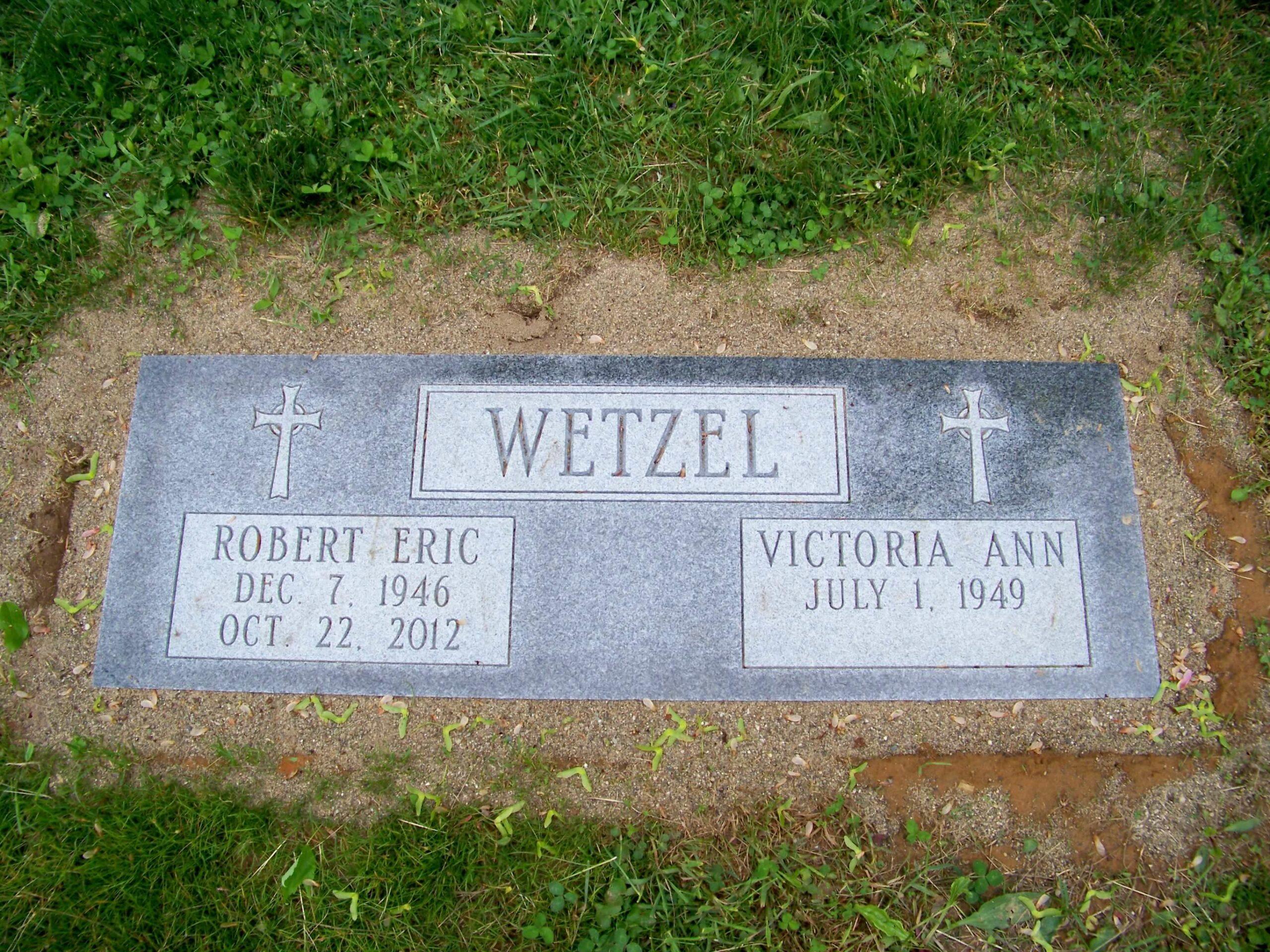 Wetzel, Robert and Victoria- Mt Olive- ZV