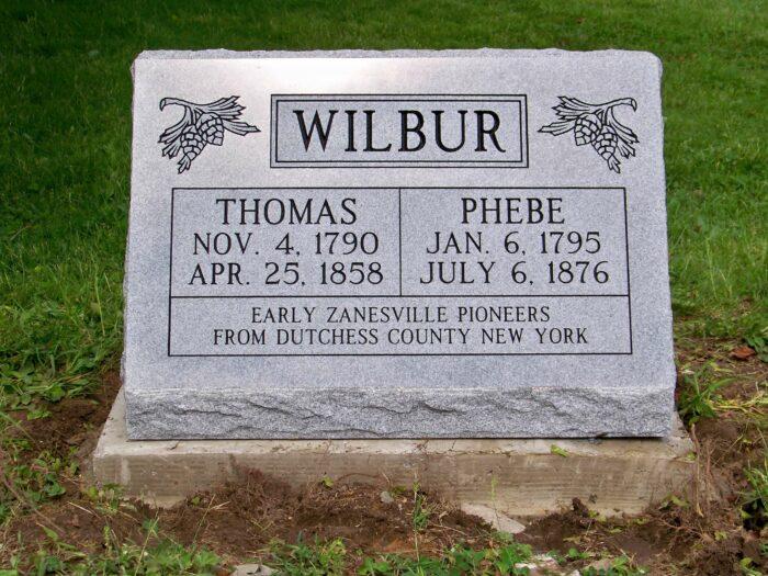 Wilbur, Thomas