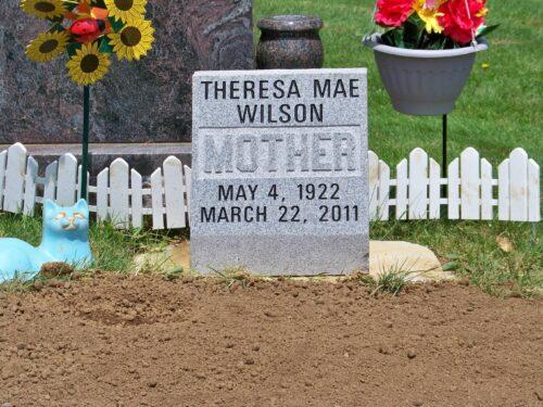 Wilson, Thersa Mae