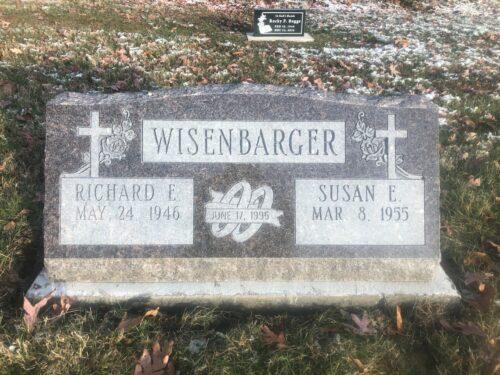 Wisenbarger, Richard