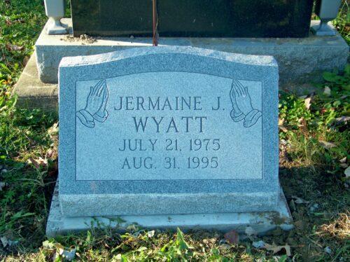 Wyatt, Jermaine-Woodlawn Cemetery ZV, 2-0