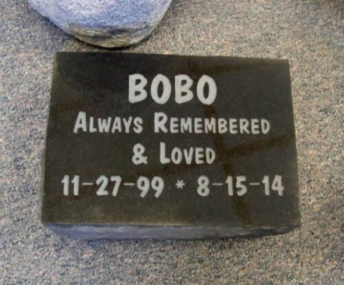 Bobo Pet Memorial